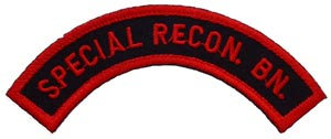 Patch-Special Forces Recon BN