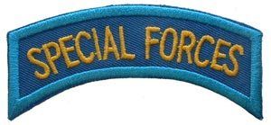 Patch-Special Forces Tab