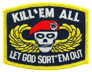 Patch-Special Forces Kill Em All
