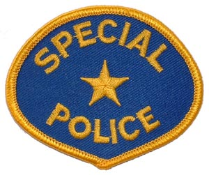 Patch-Special Police