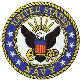 Patch-USN logo II