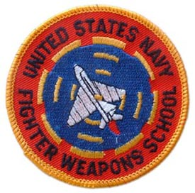 Patch-USN Fight Weapon School