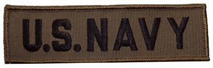 Patch-USN Tab Subdued