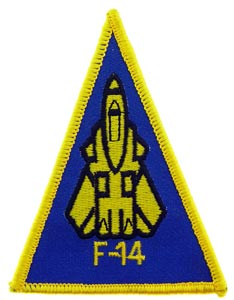 Patch-USN F-14