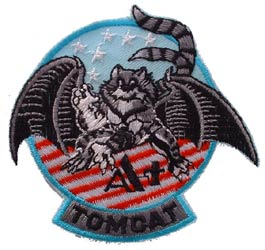 Patch-USN Tomcat A Plus