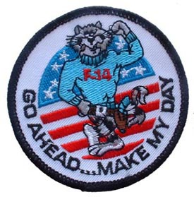 Patch-USN Tomcat Go Ahead
