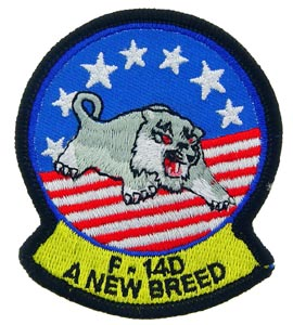 Patch-USN Tomcat New Breed