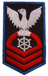 Patch-USN Chief Petty Officer
