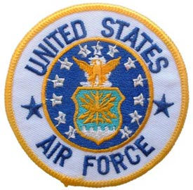 Patch-USAF Logo