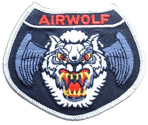 Patch-USAF Airwolf
