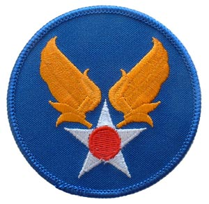 Patch-USAF Army Airforce