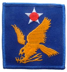 Patch-USAF 2ND