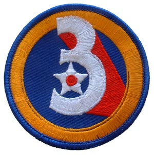 Patch-USAF 3RD