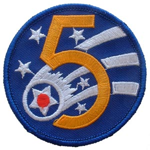 Patch-USAF 5TH
