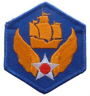 Patch-USAF 6TH