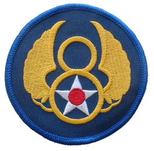 Patch-USAF 8TH