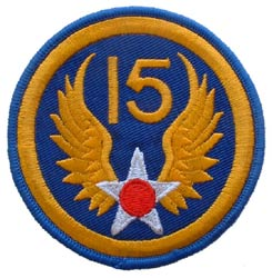 Patch-USAF 15TH