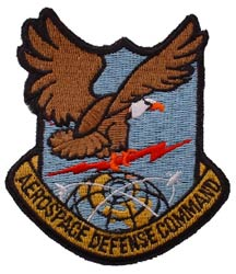 Patch-USAF Aerospc Def Command