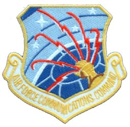 Patch-USAF Communication Command