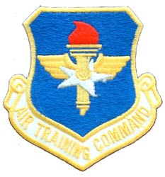 Patch-USAF Air Training Command Shield