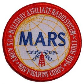 Patch-Mars Logo