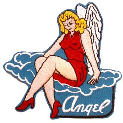 Patch-Angel Nose Art