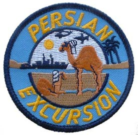 Patch-Desert Persian Excursion