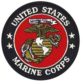 USMC Logo II Patch