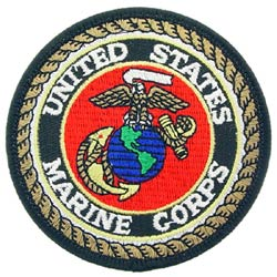 USMC Logo Patch