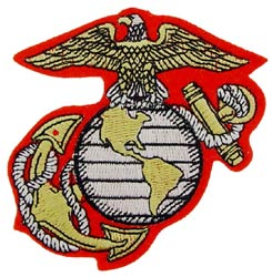 Marine Corps Patches-USMC