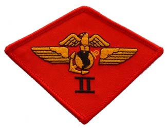 USMC 2nd Airwing Patch