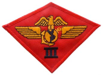 USMC 3rd Airwing Patch