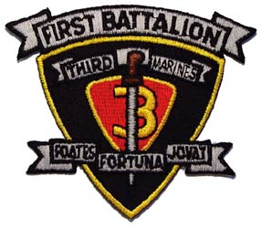 USMC 1st Battallion 3rd