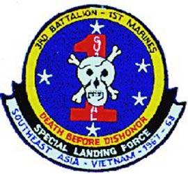 USMC 3rd Battallion 1st