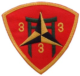 USMC 3rd Battallion 3rd