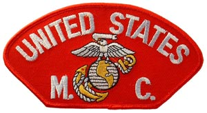 USMC Logo For Cap