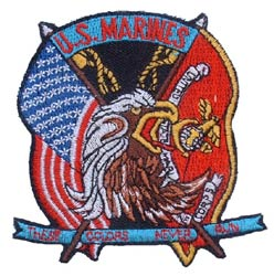 USMC These Colors Dont Run