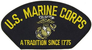 USMC Since 1775 For Cap