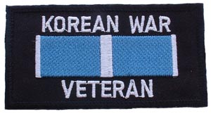 Korea War Veteran