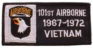 US Veteran Patches