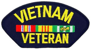 Vietnam Veteran For Cap