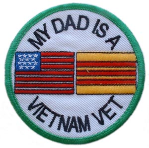 Vietnam My Dad Is A Vet