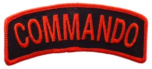 Army Tab Commando
