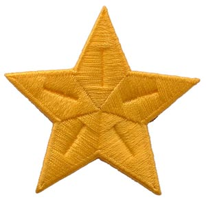 Military Star Gold