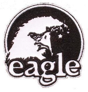 USA Eagle Head Logo