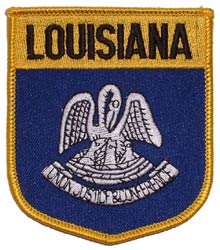 Louisiana Shield