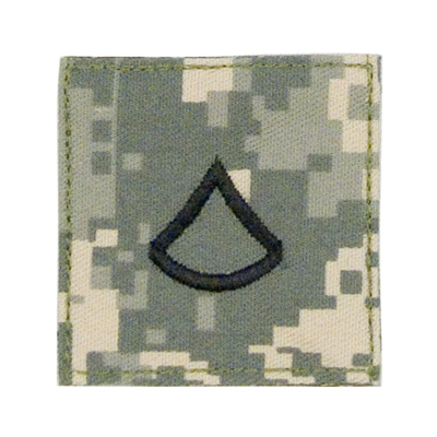ACU Digital Rank-Private 1st Class