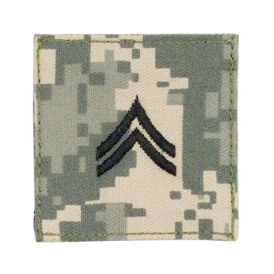 ACU Digital Rank-Corporal