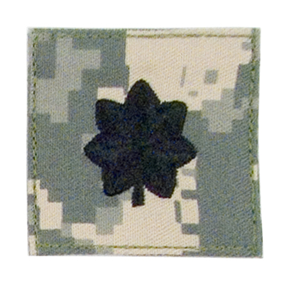 ACU Digital Rank-Lt Colonel