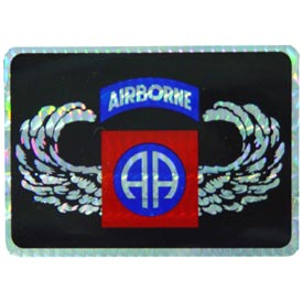 Army 82nd Airborne Decal